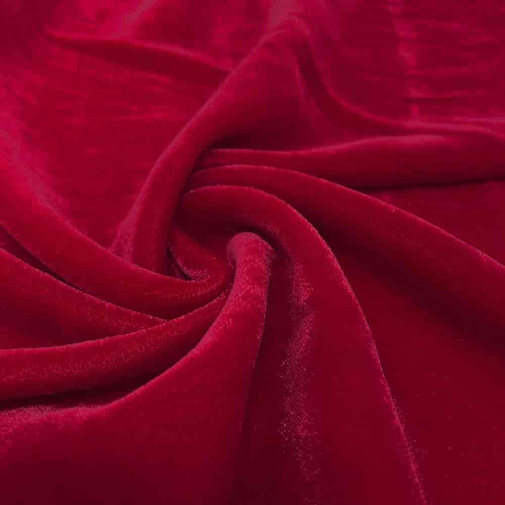 Kırmızı Kadife Kumaş Fiyatları