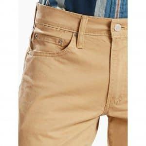 Kahverengi Gabardin Pantolon