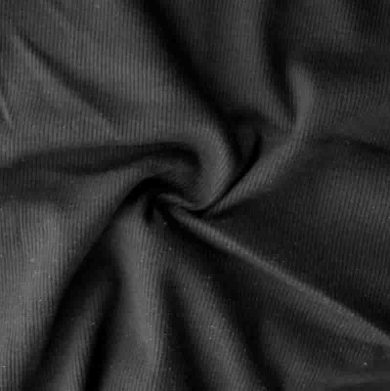 Siyah İnterlok Kumaş Fiyatları