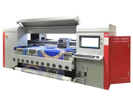Dijital Baskı Makinası Tekstil