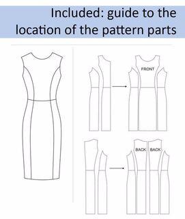 Tekstilde Elbise Kıyafet Kalıbı Nasıl Çıkarılır?