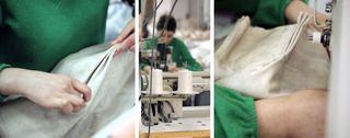 Fason İşi Veren Firmalar İçinde Çalışan İşçiler - Tekstil