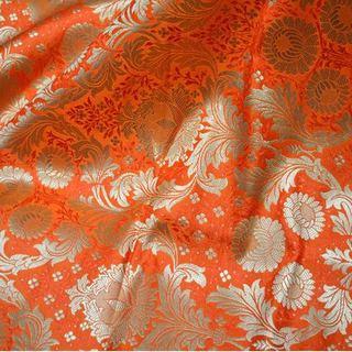 Orange Renk Brokar Kumaş Özellikleri Nasıldır? Ne Demek?