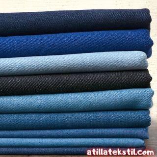 Denim renkleri, kot kumaşlar, blue jeans, indigo boyama